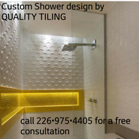 Custom tile design and development services