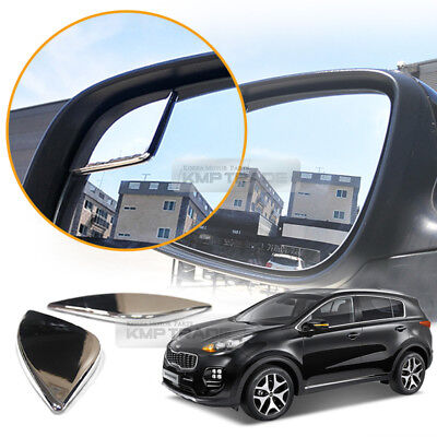 Wide Angle Rear Side Blind View Spot Mirror LH RH 2P for KIA 2017-20 Sportage QL