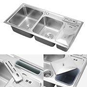 Brand new stainless steel kitchen sink Mount Louisa Townsville City Preview