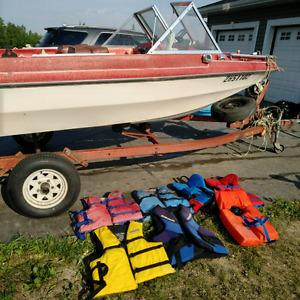 Mint 1984 Glascon Boat & Trailer $3900