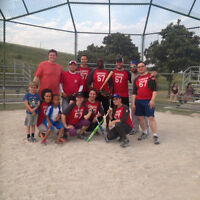 Looking for a female softball player for our baseball team