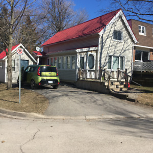 Furnished inclusive Grimsby Beach Cottage  Rental