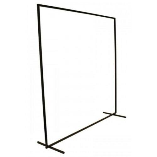 Steel Welding Curtain Frames ONLY