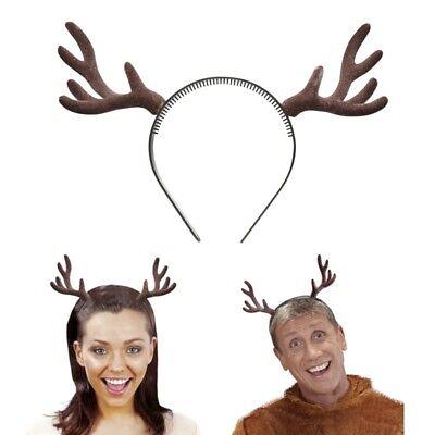 rreif Hirsch Tier Weihnachts Kostüm Party Zubehör #9538 (Weihnachten Rentier-geweih)