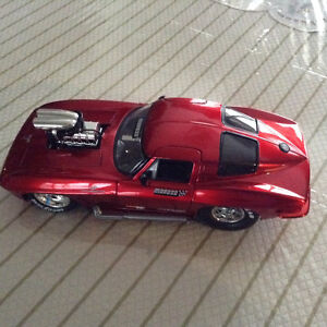 FOR SALE:  1963 CORVETTE STING RAY DIECAST CAR