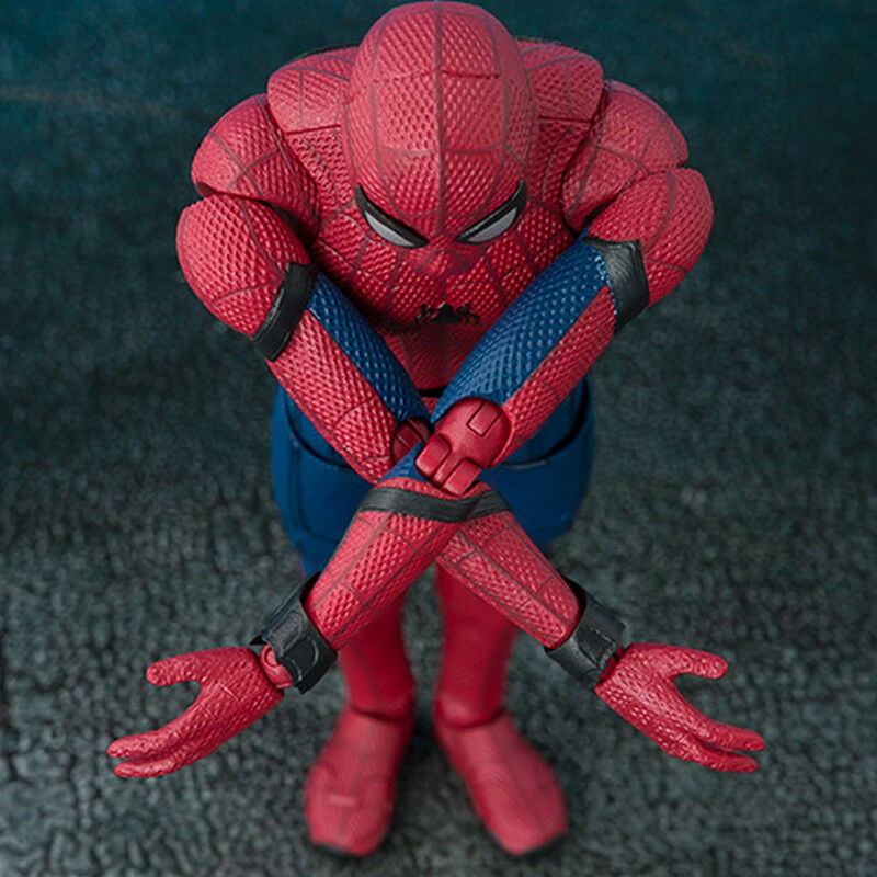 Spider Man Homecoming Spiderman PVC Action Figure collection modèle jouet Noël