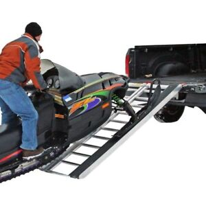 Need to load your Sled, ATV or UTV, call Coopers Motorsports!