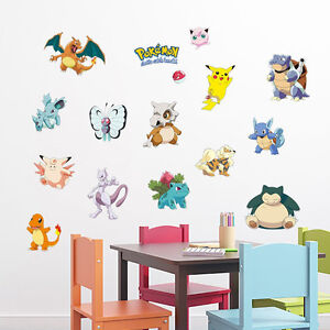 Kids Big Wall Stickers (4 Different Stickers To Choose) Cornwall Ontario image 6
