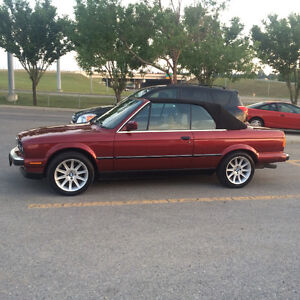 1990 BMW 325i Convertible