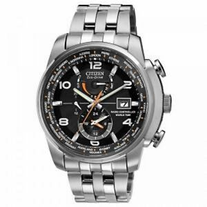 CI Eco-Drive World Time A-T   AT9010-52E
