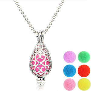 Locket Fragrance Essential Oil Aromatherapy Diffuser Necklace Kitchener / Waterloo Kitchener Area image 2