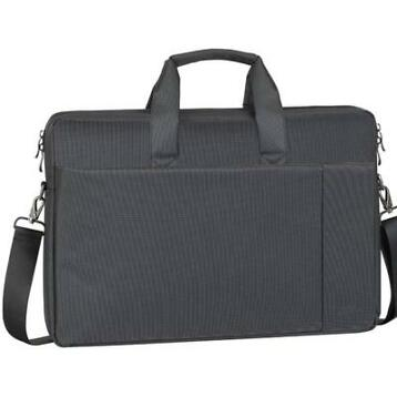 Rivacase Central Laptop Bag 17.3inch Black Rivacase Central