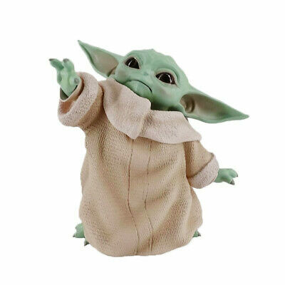 Star Wars Action Figure The Child  Baby Yoda Collection Mode Toy 3.2""
