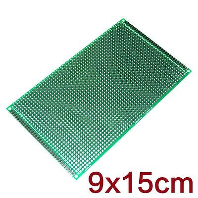 1pcs 9x15cm Double Side Board Diy Prototype Paper Pcb 1.6mm