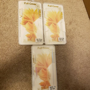 NEW Tempered Glass Screen Protectors iPhone Samsung $10 for 2!!