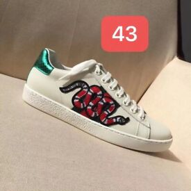 Gucci sneakers size 9 x3 designs