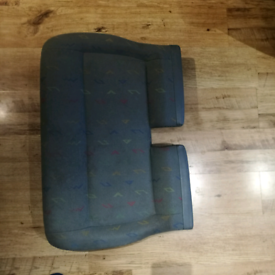 VW Transporter T5 front double seat passenger side for sale  Bournemouth, Dorset
