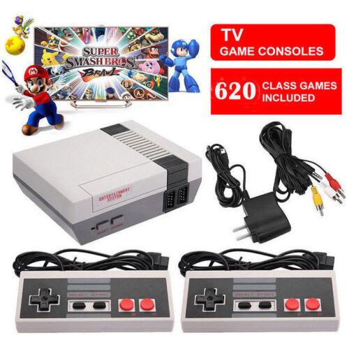 620 Nintendo Games Mini Vintage Retro TV Game Console Classic