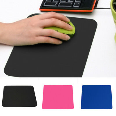 1*Anti-Slip Ultra-thin Optical Mousepad Wrist Rests Mouse Pad Mat Game -