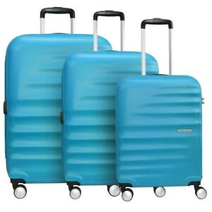 New Luggage - 3 Piece American Tourist Suitcase Set