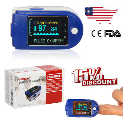 24 Hours Pulse Oximeter Usb Spo2 Blood Oxygen Daily Night Sleep Study Monitorcd