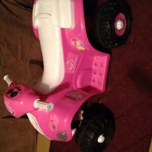 Princess 4wheeler