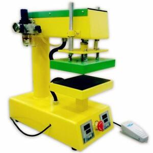 Small 6*8 inch Pneumatic Auto Heat Press Transfer Machine  251401