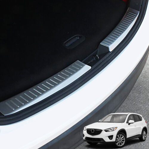 JEEP RENEGADE 100/% CARBON REAR BUMPER SILL COVER PROTECTOR TRIM PLATE 2015-2018