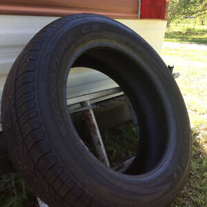 Four Summer Truck Tires - P235 60 R18