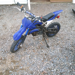 Dirtz Bike KXD 701 50 CC