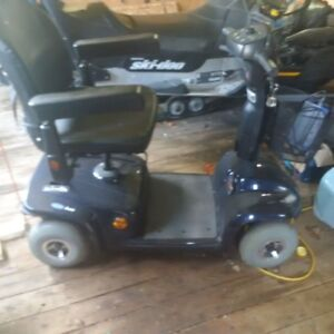 FOR SALE  -  Electric Mobility Scooter