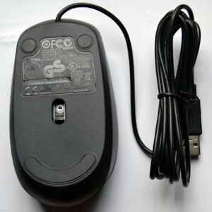 DELL MS111-P USB Optical Mouse - Used