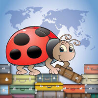 GO TRAVEL - TRAVEL BUG