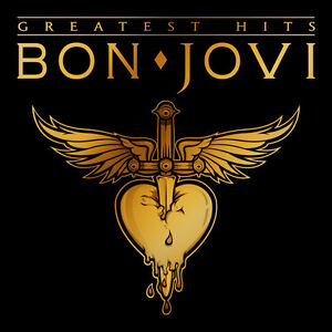 Bon Jovi-Greatest Hits 2 cd set-Excellent condition + bonus cd