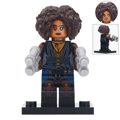 Domino - Deadpool 2 Marvel Universe Lego Moc Minifigure Gift For Kids - Series 2
