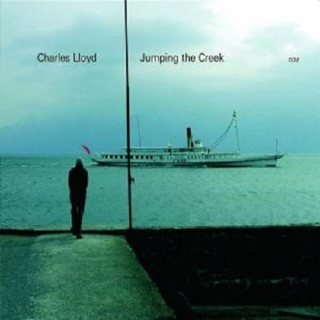 "CHARLES LIOYD QUARTET ""JUMPING THE CREEK"" CD NEUWARE"