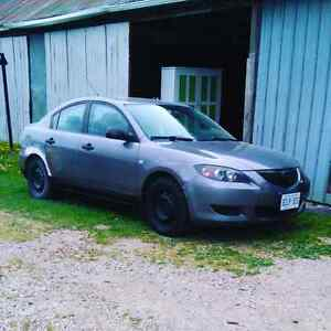 2005 Mazda 3  Stratford Kitchener Area image 1