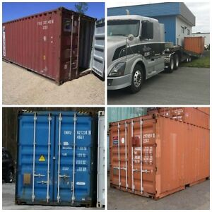 BUY RENT OR LEASE A SHIPPING CONTAINER