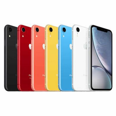 Apple iPhone XR 64GB 128GB 256GB Unlocked / Verizon / AT&T / Sprint / T-Mobile