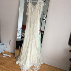 Deux magnifiques robes de mariée a vendre ou a louer
