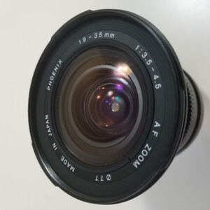 Nikon Phoenix 19-­35mm  f/3.5­4.5 AF Camera Lens Great Condition