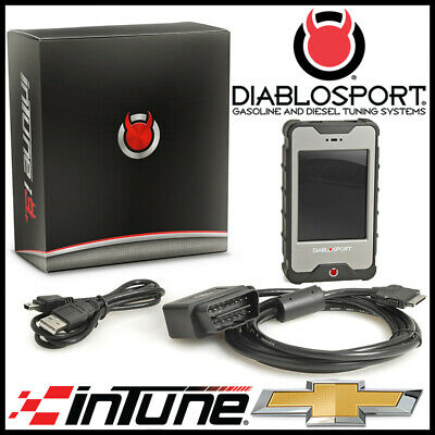 Diablo Sport inTune i3 Platinum Programmer Tuner for 1999-2016 Chevy Silverado Pickup Performance Chips