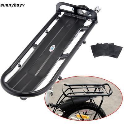 - Durable Metal Mountain Bicycle Bike Rear Rack Carrier Luggage 14.6*4.7 Seat US