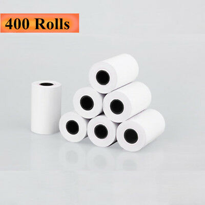400 Roll 2 14 X 50 Thermal Receipt Credit Card Cash Pos Paper Ingenico Ict220