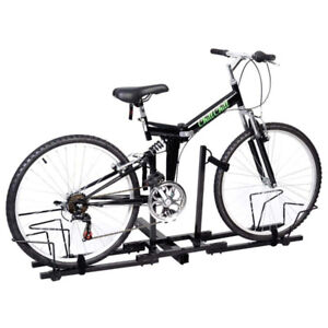 Mountain Bike Carrier Hitch Mount Rack for SUV's and Vans