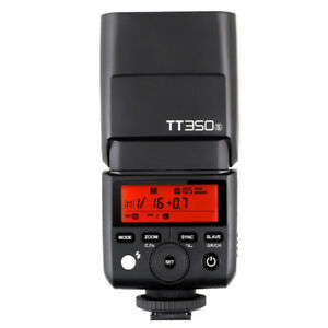 Godox TT350 TTL Flash For Sony Fuji Panasonic / Olympus Camera