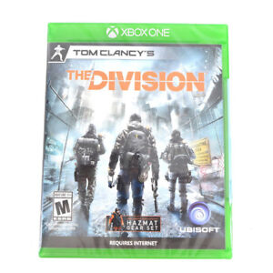 TOM CLANCY'S THE DIVISION *SEALED* Brand new