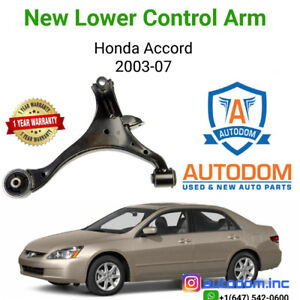 New After Market Lower Control Arm Honda Accord 2003-07
