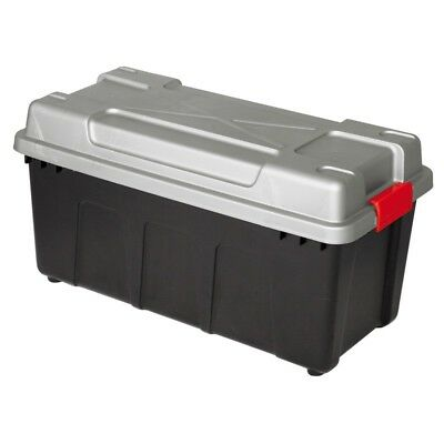 Kunststoffbox Lagerbox Aufbewahrungsbox Regalbox Transportbox Kiste 65 Liter TOP
