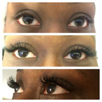 eyelash extension,pose de cils,promotion